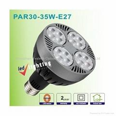 35W led par30 Spotlight