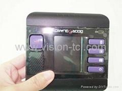 "2.4"" Digital Video Peephole Door Viewer Camera Home Security v4-1"