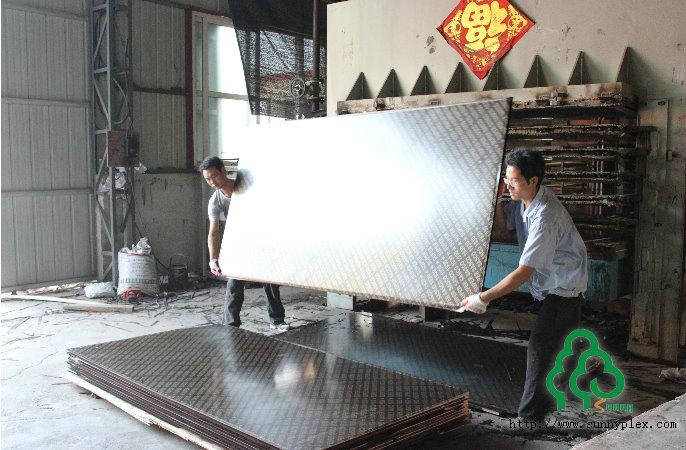 Chinese Film faced plywood & marine plywood  4