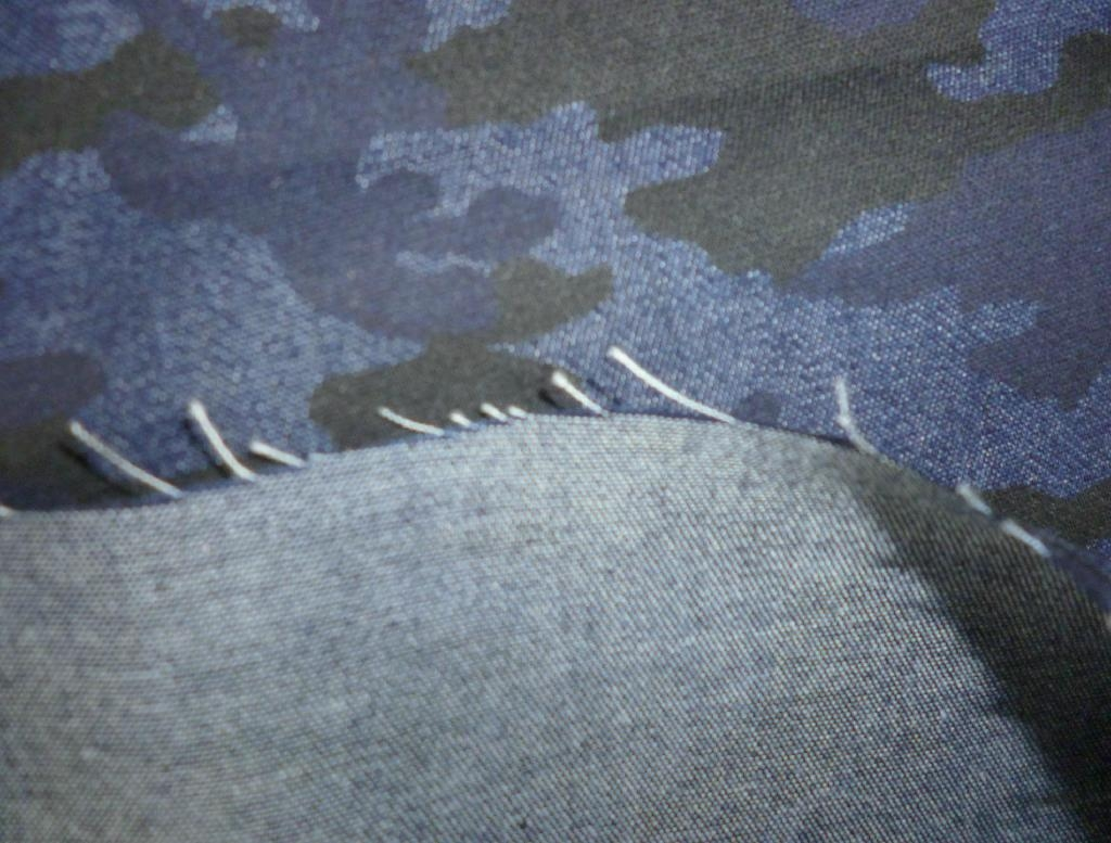 Printed Denim Fabric for Jeans&Garment for NEW 2013 Year