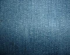 Denim Fabric with Slub