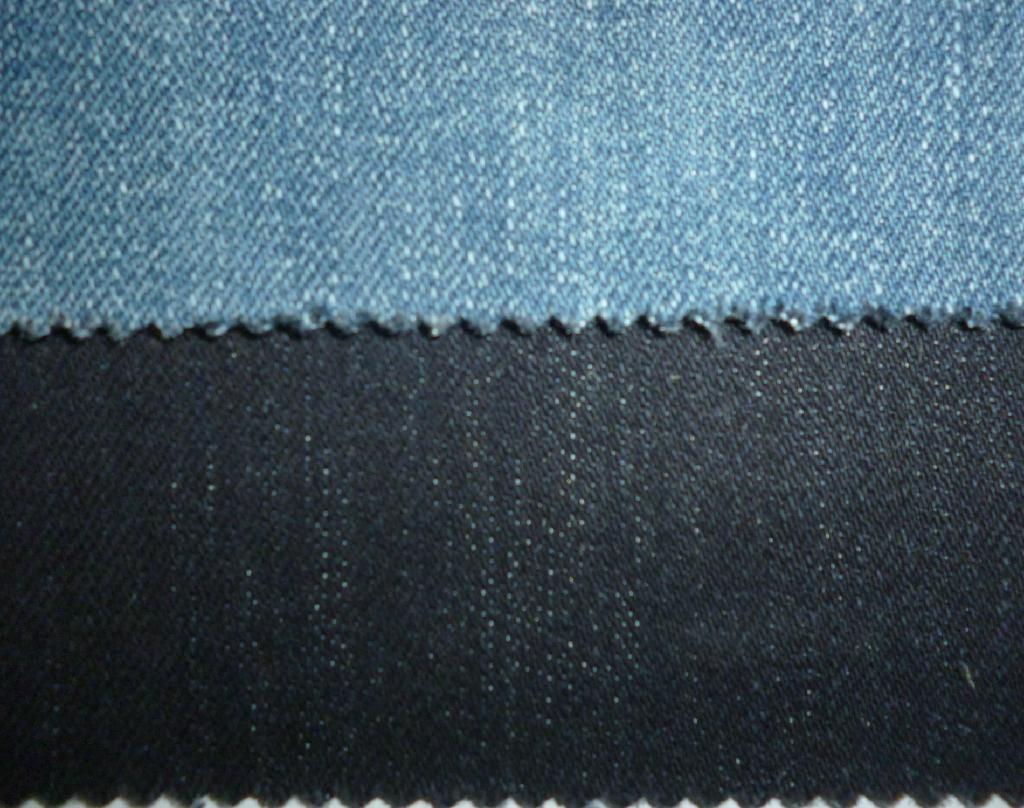 Denim Fabric with Slub 3