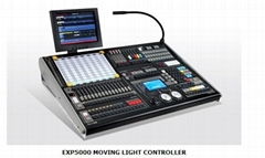 EXP5000 MOVING LIGHT CONTROLLER