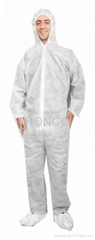 RONCO Polypropylene Coverall