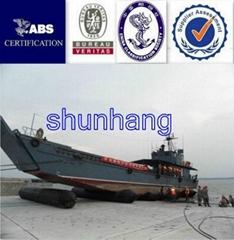 marine  launching airbag