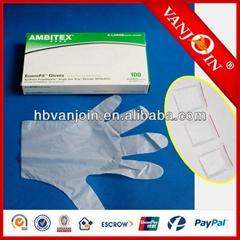 0.6g -1.5g Disposable Hospital Gloves