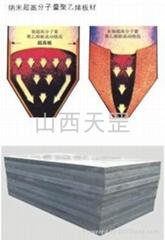 超高分子量聚乙烯煤倉襯板,UPE