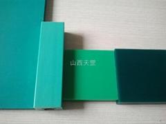 綠色超高分子聚乙烯板,upe