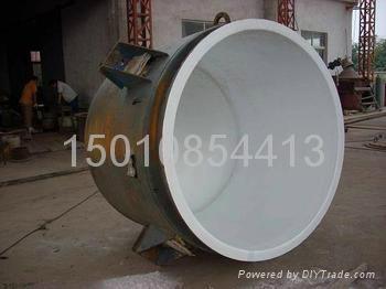 耐高溫硅氟陶瓷防腐塗料 1