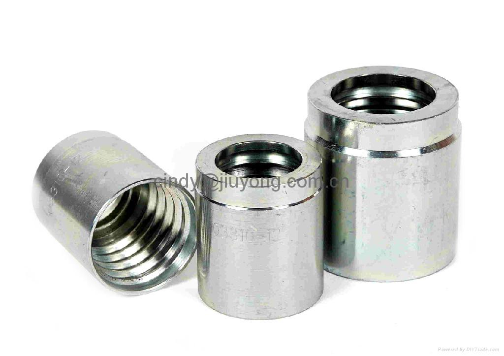 Ferrule for hydraulic hose jiuyong china