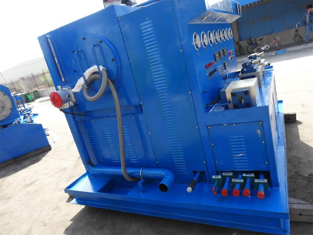 hydraulic pump and motor test machine 1