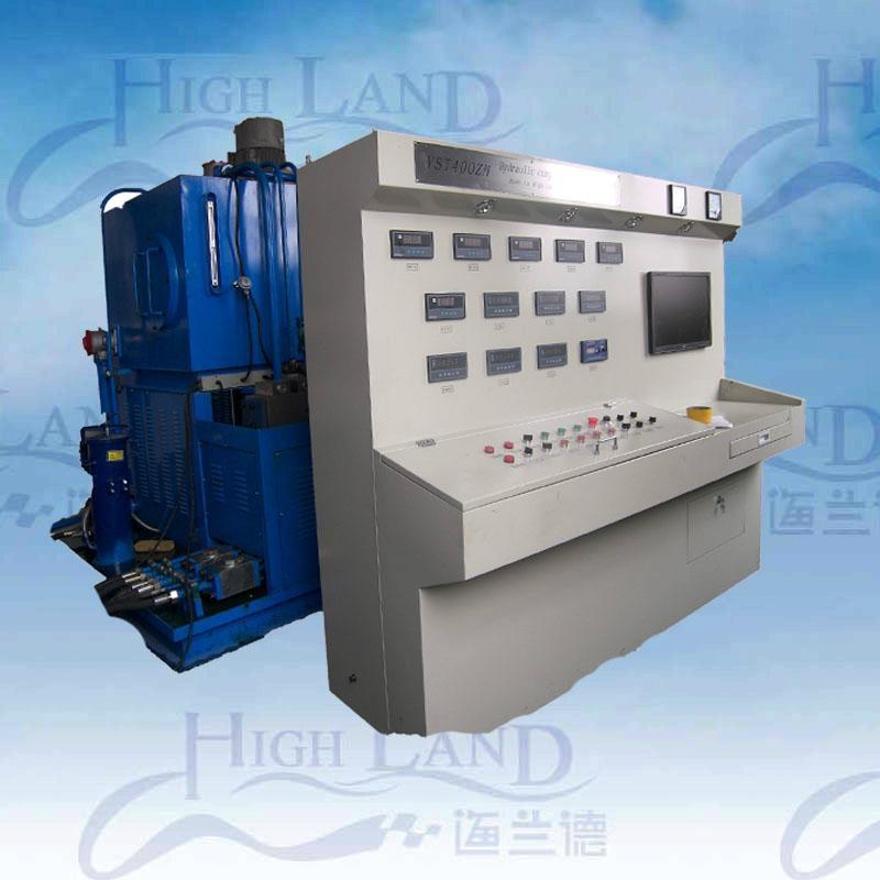 hydraulic cylinder test machine 1