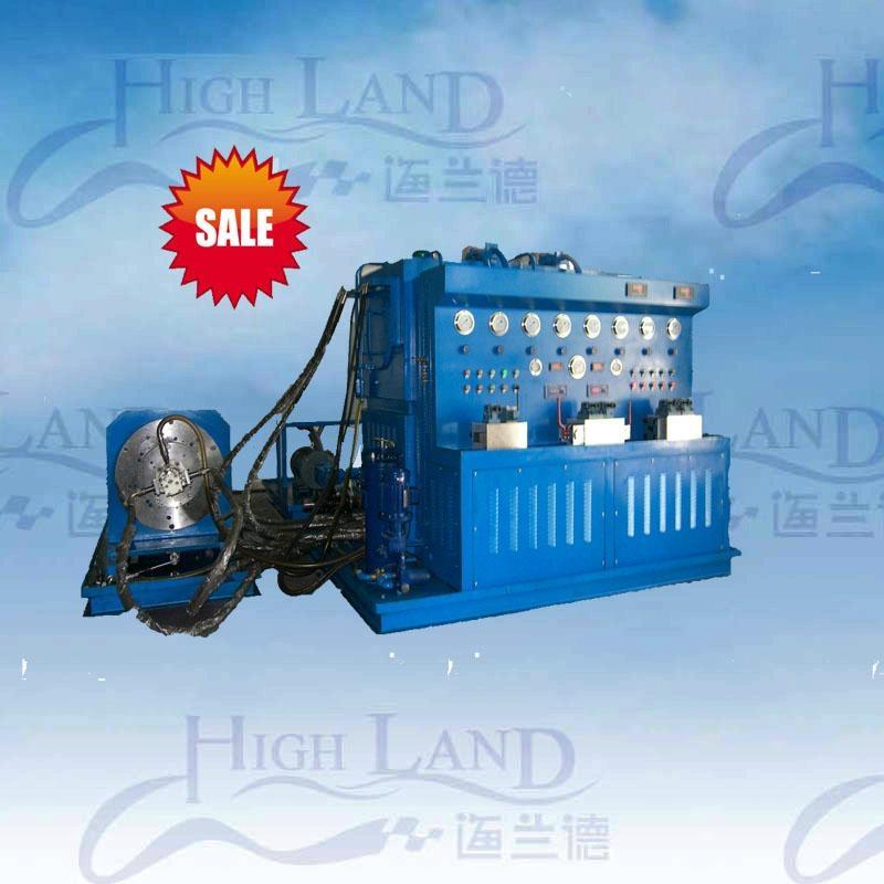 hydraulic cylinder test machine 2
