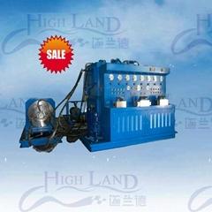 hydraulic valve test bench