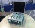 Portable hydrualic testing gauge