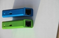 OEM portable 3g wireless wifi router with RJ45 port & usb wireless dongle 2