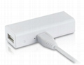 OEM portable 3g wireless wifi router with RJ45 port & usb wireless dongle 3