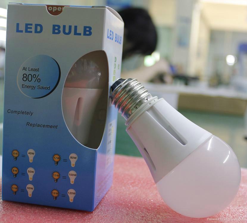 13W LED bulb 5