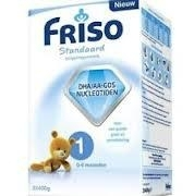 Friso Standard 2 Milk Powder Dutch Baby formula 800 gr baby food