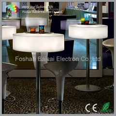 LED Indoor Bar Table