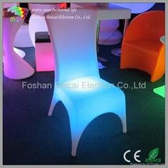 Light up Bar Chair