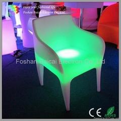 Glow Plastic Chair