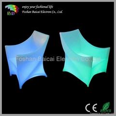 Illuminated Bar Chair LED