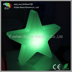 Star LED Light Decoration