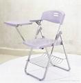 帶寫字板折疊培訓椅 1