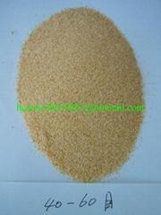 Chinese Garlic Granules Manufacture