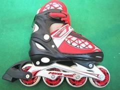 in line skats