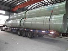 廣東省玻璃鋼夾砂管