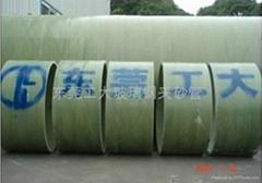 廣東廣州玻璃鋼夾砂管