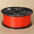 1.75mm 3mm 3D Printer PLA Filament 3D Printer Consumables 21 colors 1KG Spool
