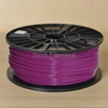 3D Printer Filament ABS Filament 1.75mm 3mm 1kg Spool SGS