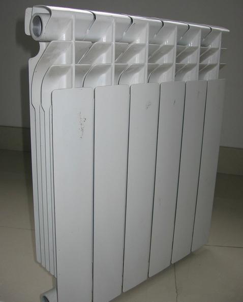 新款500型高壓鑄鋁暖氣片 4