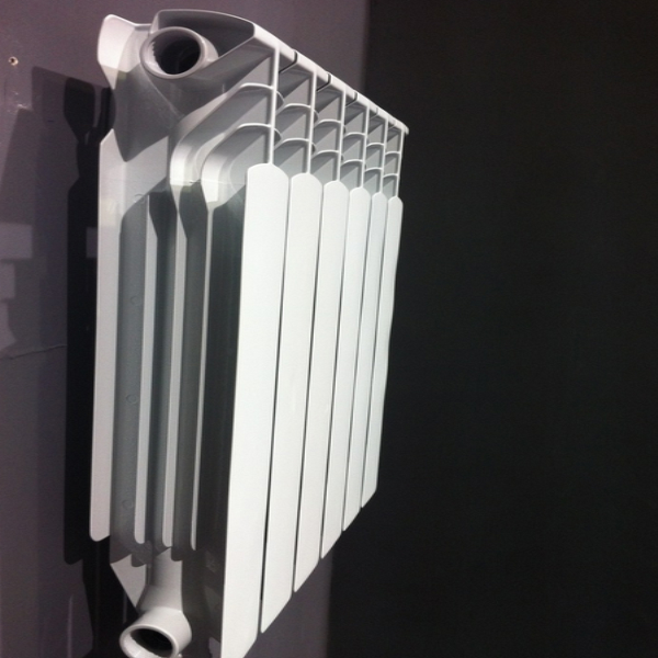 350型高壓鑄鋁暖氣片  3