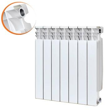 廠家新款600型高壓鑄鋁暖氣片  1