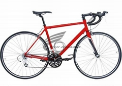 26Inch Road Bicycle(Classical red)