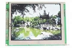 7 inch tft lcd module with resistive touch screen 800x480