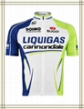 oem white short sleeve cycling jersey