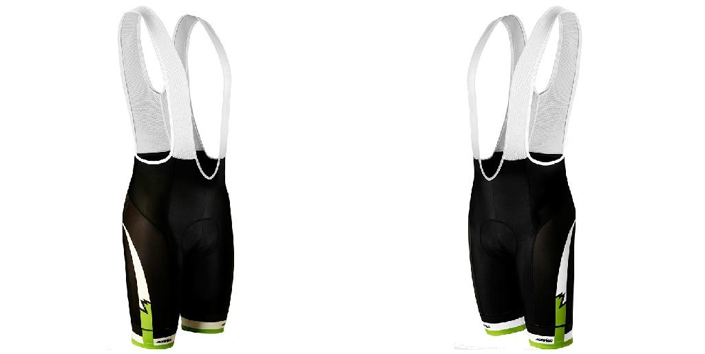 oem short sleeve black cycling pants with sublimation printing 1