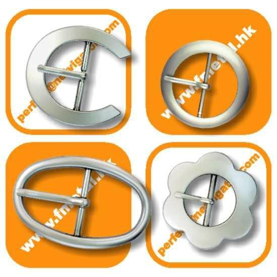 Pin Belt Buckle 1