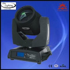 moving head 200W/Philips 200w beam light/ beam 200 moving head