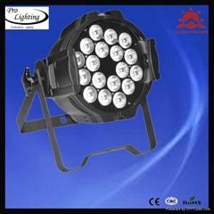 18PCS4-in-1 Waterproof LED PAR