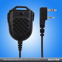 Lightweight speaker mic for kewnood two-way radio TK-270