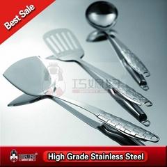 Daily household stainless steel kitchen utensils