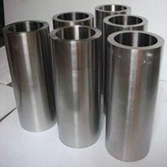 Seamless titanium alloy tubes