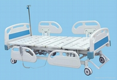 Five Function Electric Hospital Bed For ICU Room