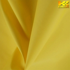 Nylon jacquard spot PU clear coating fabric